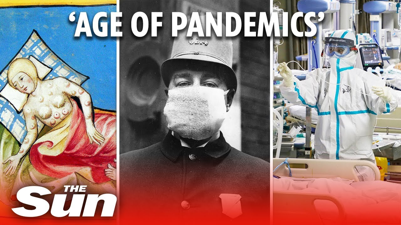 COVID-19: The worst diseases & why we live in the 'age of pandemics'