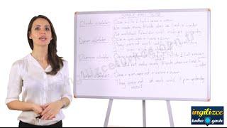 İngilizce Geçmiş Zaman Simple Past Tense İngilizce Dersleri