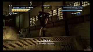 Tony Hawk Pro Skater HD- Career Mode- JAMES HETFIELD