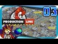 Production Line Alpha Ep 3 | Streamlined Production | Lets Play Production Line Gameplay