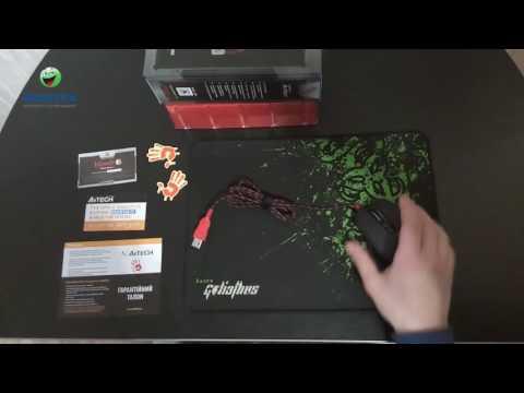 Миша Bloody V8M USB Black (4711421902984)