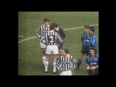Juventus - Inter 1991/92