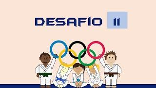 STRONGER TOGETHER 2 - IMERSÃO VALORES OLÍMPICOS - Desafio #11