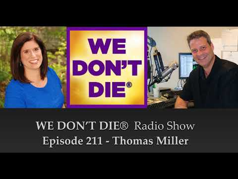 "211 Thomas Miller - Host of the ""Subconscious Mind Mastery"" Podcast and Author of ""Fear Busters"""