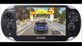 WRC 3 FIA World Rally Championship - PS Vita Review