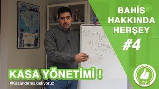 Giybet Tv | Bahis Hakkında Her Şey - 04 Kasa Yönetimi.