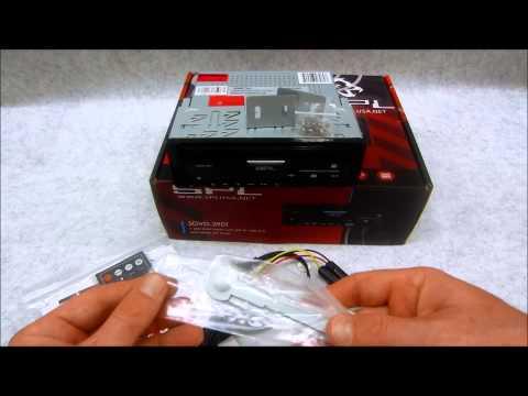 SPL SDVD 390T Mini 12 Volt DVD SD USB Player Review