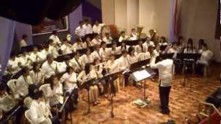 CEU Concert Band - CHA-CHA DABARKADS