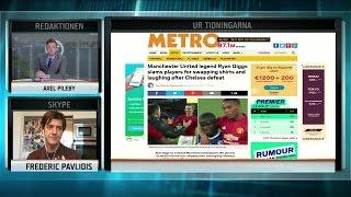 """Fotbollskanalen Headlines: """"Något är ruttet i Manchester United"""" - TV4 Sport"""