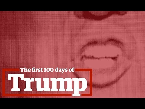 Donald Trump's first 100 days in office