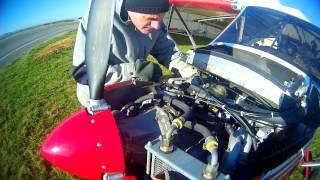 Prévol moteur