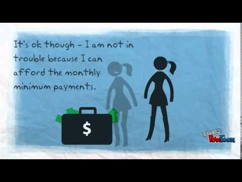 Ask the Expert - Credit Card Minimum Payments