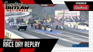 Highlights And Final Round Action From 2017 Snowbird Outlaw Nationals