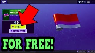 HOW TO GET HOT AND COLD WRAP FOR FREE! (Fortnite Old Wraps)