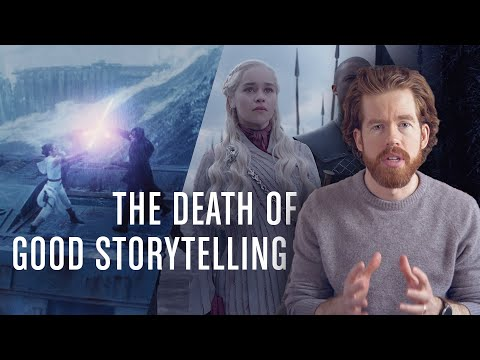 The Death of Good Stories