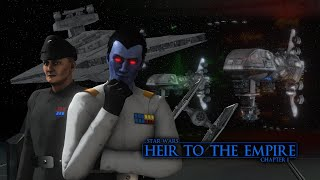 Star Wars: Heir to the Empire - Chapter 1