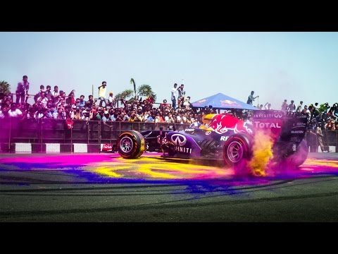 Red Bull Show Run India - Hyderabad