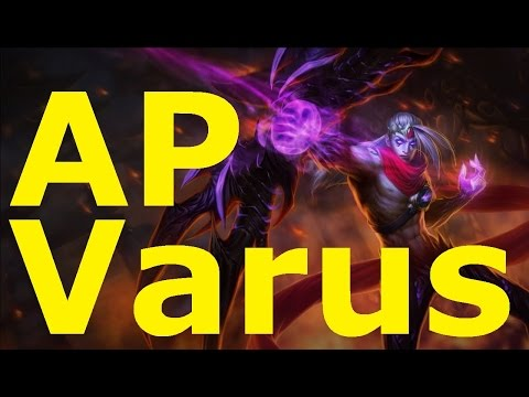 League Of Legends - Varus Kill Compilation (Series Two)