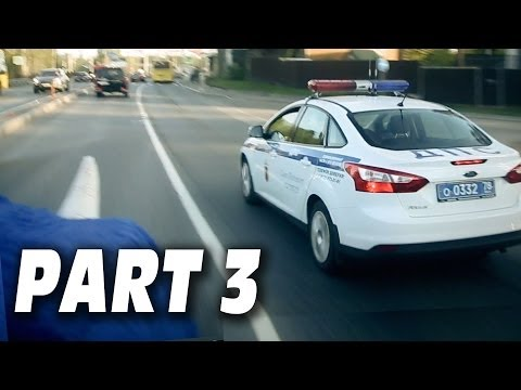 GUMBALL 3000 STREET RACE WITH THE POLICE! - Dudesons Do Gumball Rally PART 3