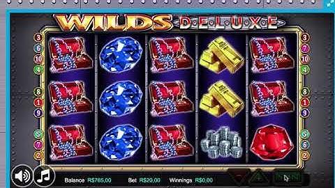 224 - Wilds Deluxe Slot Game Online Casinos - #casino #slot #onlineslot #казино