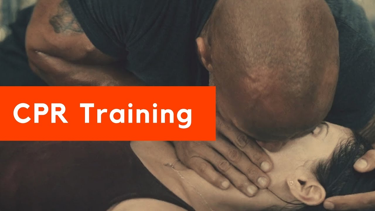 San Andreas Cpr Scene With The Rock Reviewed Cpr Training Youtube