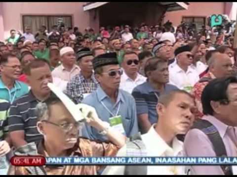 Balitaan: Pagpapatibay sa power sharing annex ng Bangsamoro, ikinagalak ng senado