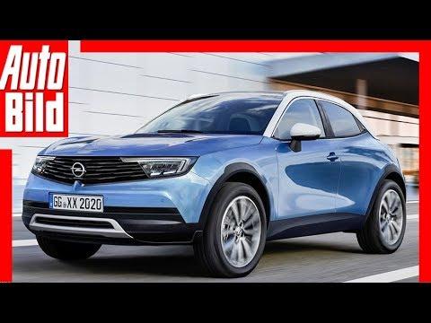 Zukunftsaussicht Opel Mokka X 2019 Ausblick Details Erklarung Youtube