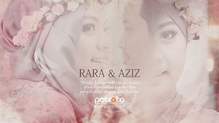 Video Wedding Cinematic Movie Trailer Islami couple di Surabaya | AZIZ & RARA