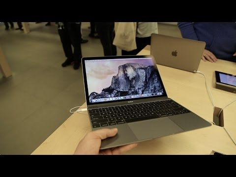 MacBook 12in 1.2 GHz Review vs MacBook Pro 2012 vs Mac Pro 2013