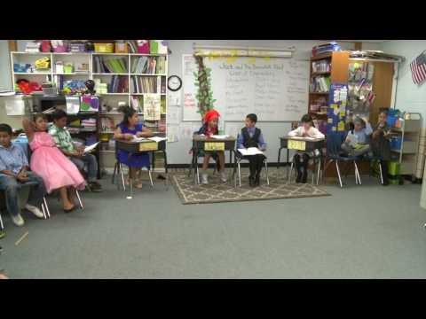 Monaco Elementary Ms. Lopez' Class Reader's Theater Spring 2017