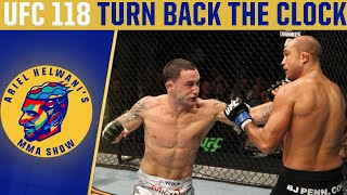 Frankie Edgar tops BJ Penn at UFC's 1st Boston card | Turn Back the Clock | Ariel Helwani's MMA Show