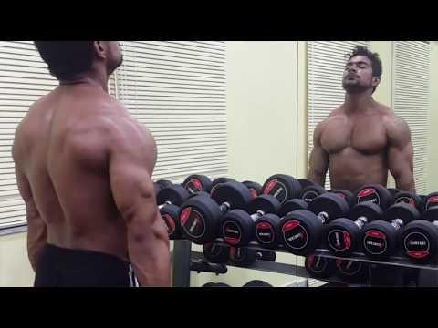 Indranil Maity | Bodybuilding workout motivation