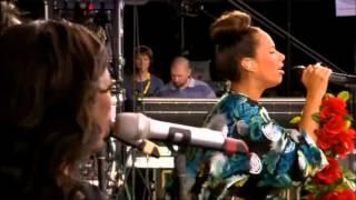 Leona Lewis - Come Alive - Hackney Weekend 2012