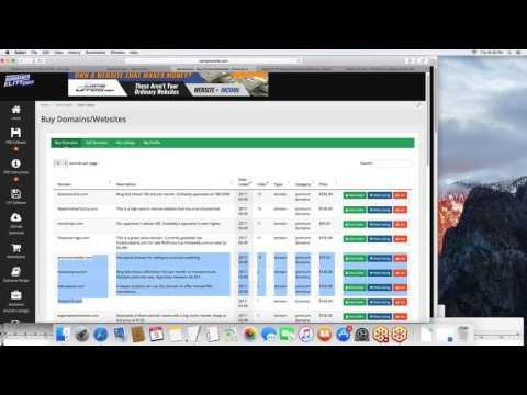 DomainerElitePRO Webinar 3-9-17
