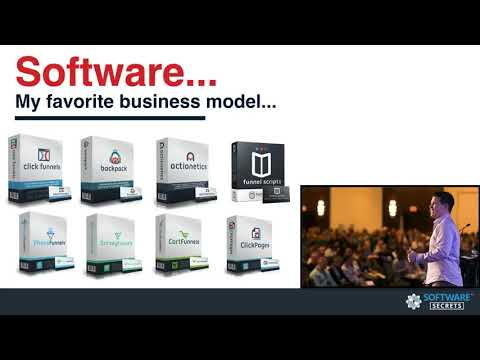 Software Secrets Webinar - ClickFunnels