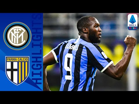 Inter 2-2 Parma | Inter Rescue a Draw as Lukaku and Gervinho