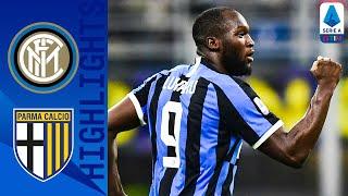 Inter 2-2 Parma   Inter Rescue A Draw As Lukaku And Gervinho Both Score   Serie A