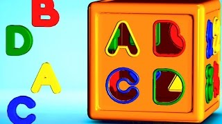 Baby Puzzles Learn Numbers, Alphabets, Animals Sound - Fun Educational Games for Toddlers