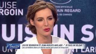 Louise Bourgoin & Jean-Hugues Anglade :