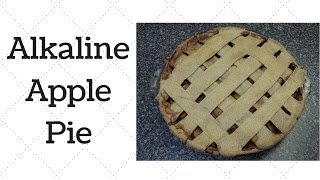 Apple Pie Dr.Sebi Alkaline Electric Recipe