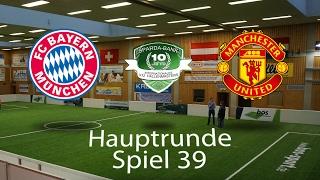 Spiel 39: FC Bayern München 3-1 Manchester United │U12 Hallenmasters TuS Traunreut 2017