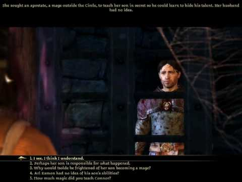 Image result for dragon age origins dialogue