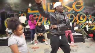 Majorette Kids Battle 2 !! (Dance N Out Chicago)
