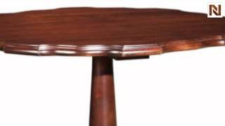 Kincaid 60-021 Carriage House Pie Crust Table