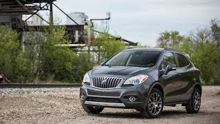 Buick Encore Sport Touring AWD 2016 Car Review