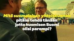 #Tulevaisuustekoja: Sitran yliasiamies Mikko Kosonen