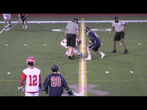 Allen vs Colleyville Varsity Lacrosse