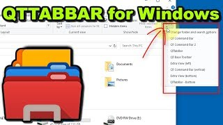 How to add Tabs on Windows 10 File Explorer 2018