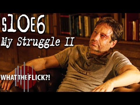 """The X-Files """"My Struggle II"""" (S10E6) Review"""
