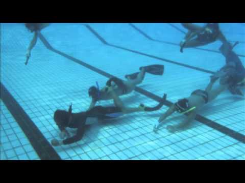 Tryout Indonesia Under Water Hockey